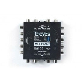 Conmutador multiswitch TELEVES 7101.