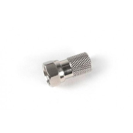 """Conector tipo """"F"""" para cable CXT Ø5mm TELEVES 4127."""
