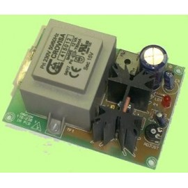 FUENTE ALIMENTACION COMPACTA 12V. / 600A. CEBEK FE-123