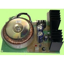 FUENTE ALIMENTACION COMPACTA 12V. / 4,5A. CEBEK FE-135