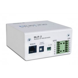 Receptor de audio IP Work BLR-2.