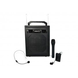 Amplificador portatil Work WAP-650.
