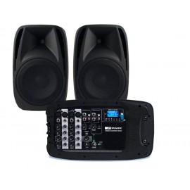 Sistema portatil autoamplificado Mark MBS-COMBO-500.