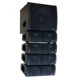 Sistema Line Array Mark MAP-1600.