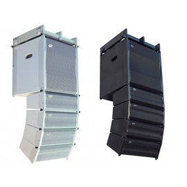 Sistema Line Array Work ARION-5 Blanco.