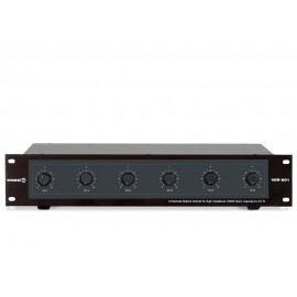 Controlador de volumen rack Work VCR-601.