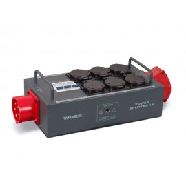 Distribuidor de corriente Work POWER-SPLITTER-16.