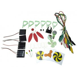 Kit Solar educativo CEBEKIT C-0112B.