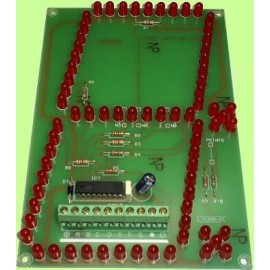 DISPLAYS 7 SEGMENTOS CEBEK CD-23