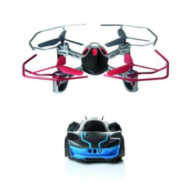 Pack Drone y Coche REV AIR Wowwee