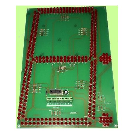 DISPLAYS 7 SEGMENTOS CEBEK CD-24