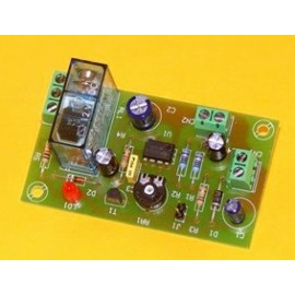 TEMPORIZADOR REDISPARABLE 12V CEBEK I-31