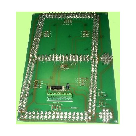 DISPLAYS 7 SEGMENTOS CEBEK CD-54